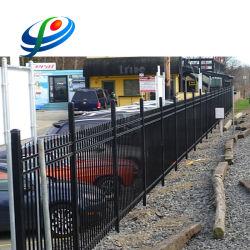 Barriera di sicurezza di alluminio ricoperta polvere della barriera di sicurezza utilizzata per il ponticello/ferrovia/strada/fiume
