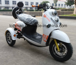 De Elektrische Driewieler van Strada, Elektrische Autoped Drie Wheell