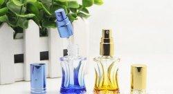 Botellas de cordón de color de la fragancia del Perfume 10 ml botella de vidrio de botella de cosméticos