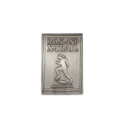 """Andenken An Die Geldbörse Aus Metall Mit Andenken An Den """"Antique Silver Marathon""""-Lauf"""