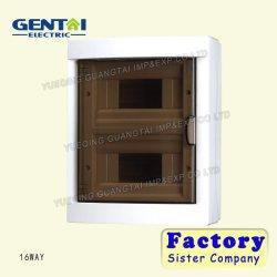 Boîtes de jonction plastique CCTV Coffret de distribution de connecteurs de câble de boîtier de commutation