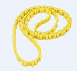 PUケブラーのコードが付いている特別なベルト25at10-2910黄色い産業ベルト