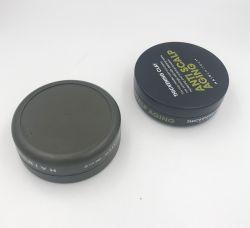 100g tarro cosmética asunto boca ancha de latas para cuidado de la piel crema o gel de cera el pelo Recipiente de plástico