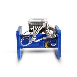 Medidor de flujo de calor baratas Modbus ultrasónico fabricante de la batería