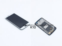 precio de fábrica y de buena calidad accesorios para teléfonos móviles de pantalla LCD de LG K10