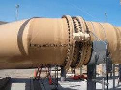 El FRP o GRP conducto para transmitir o gases químicos