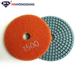 Paso 3 Backer de disco flexible herramienta de diamante Muelas Almohadilla de pulir de resina