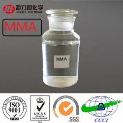 CAS: 80-62-6 고품질 메틸 메타크리레이트 MMA