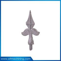 Testa della rete fissa del pezzo fuso del metallo del ferro saldato del giardino dell'azienda agricola dell'OEM