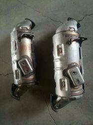 Высокая производительность авто каталитический нейтрализатор отработавших газов двигателя