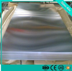1050 1060 1070 1100 1200 Tausendstel-Ende-Aluminiumlegierung-Blatt für Baumaterial