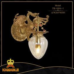 Роскошный медный Франции латунные старинной настенный светильник (ТБ-0806-1)