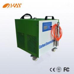 Macchina mobile di pulizia del motore dell'idrogeno di manutenzione dell'automobile