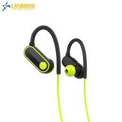 Sport étanche IPX7 Casque Bluetooth sans fil Noise-Cancellation entouré de son stéréo