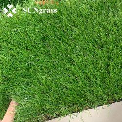 정원 양탄자 인공적인 잔디를 위한 대중적인 플라스틱 합성 뗏장