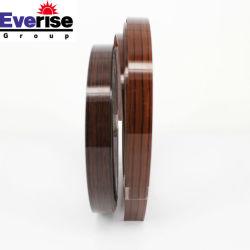 훈장에 사용되는 0.5mm 간격 Barmar 티크 PVC Edgebanding