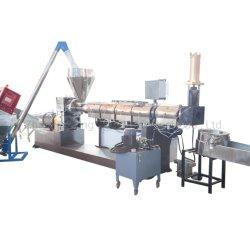Agglomeratore riciclaggio a vite singola /granulatore/granulatore/estrusore/estrusione /sistema di pellettizzazione linea di impianti pellettizzatore Per plastica