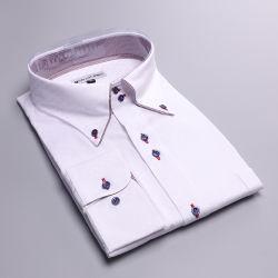 قميص مريح بدون أكمام طويلة للرجال Office Business