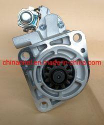 موتور بادئ الحركة بجهد 24 فولت وقدرة 5 كيلوواط وقدرة 12 كيلووات في الساعة لمعدات Volvo/KHD/المحرك Deutz 03050484، و3050484 M9t65371 Mitsubishi