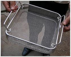 Cestino della rete metallica per il lavaggio o la memoria