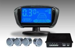 Sensori di parcheggio dell'affissione a cristalli liquidi dell'automobile