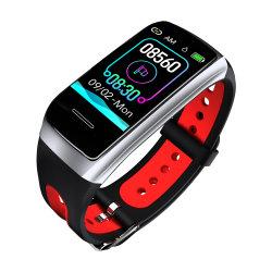 싸게 Q10 형식 도매 전자 LED 인조 인간 Ios 이동 전화 세륨 RoHS 디지털 스포츠 Bluetooth 여자 숙녀 혈압 손목 지능적인 선물 시계