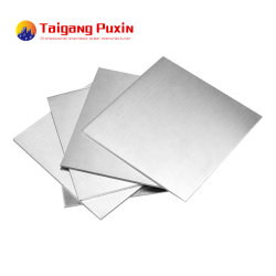 Professional Factory 304 316 316L Hairline Finish RVS Sheet