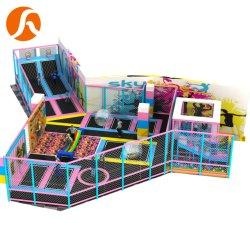Kommerzielle Soft Play Kinder Indoor Spielplatz Kinder Indoor Spielplatz Frech Schlösser Ausrüstung Sets
