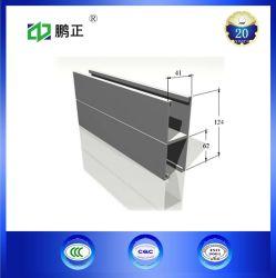 Ranurados galvanizado eléctrico de 41*62*2.5 en el dorso de doble canal de soporte