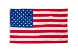 210d États-Unis American drapeau en nylon