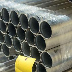 Tubo saldato in acciaio inox S31603 da 4 pollici