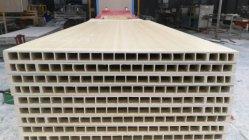 Umweltfreundliches Türprofil aus WPC Wood Composite Architrav aus Kunststoff