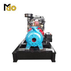 أحدث ديزل مقاوم للصدأ آلة سحب طاردة للماء البارد طرف الطرد المركزي مضخة مياه قياسية لضخ الضغط وضبط الضغط