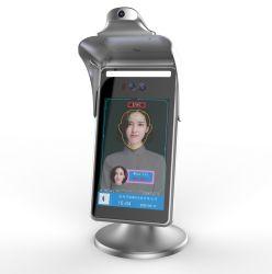 Температура тела термическую камеру сканера Face Recognition карты контроль доступа R801