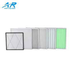 Panel de eficiencia primaria de alta calidad del filtro de aire previo a la venta