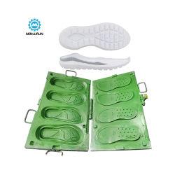 مصنع الصين سعر جيد تصميم أزياء أحذية مسطحة شريحة سول قالب فلين حقن خلات فينيل الإيثيلين (EVA