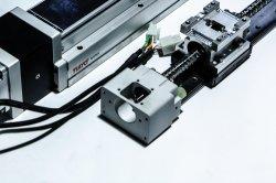 BallscrewのPCBの基板のボードのための線形モジュールのスプレー印刷装置