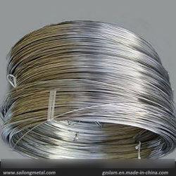 ASTM B863 Gr5 fil de bobine de titane pour soudage TIG