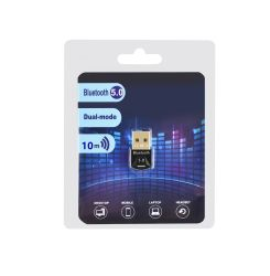 5.0 Mini Adaptador Bluetooth USB Wireless WiFi Dongle Bluetooth 5.0 para PC / Portátil