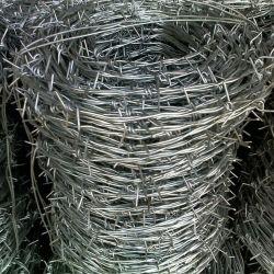 Venda por grosso de fábrica de arame farpado galvanizado Razor cruzada de alta qualidade