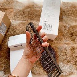 Peigne à cheveux large Air démêlant coiffure Rake coiffage coiffant Accessoires pour brosse de massage Sharon (2 pièces)