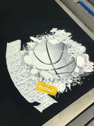 De textiel Witte Inkt DTG met Hoge Fluency voor spuit het Afdrukken van T-shirts in
