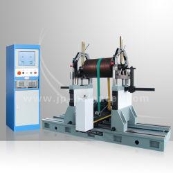 Rolamento de disco horizontal equilíbrio dinâmico da Máquina para bomba de proteção