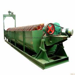 Equipos de lavado de mineral de alta eficiencia Fg 15 Espiral Clasificador para la extracción de oro