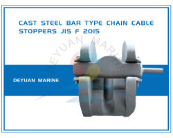 Tipo tappo marino della barra del pezzo fuso della strumentazione di attracco della catena d'ancoraggio