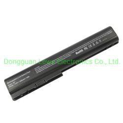 Para la batería del portátil HP DV7 14,8V 5200mAh Li-ion negro