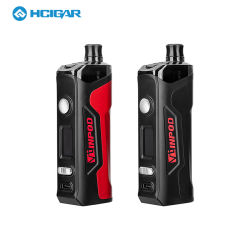 Hcigar Vtinpod 40W 변하기 쉬운 전압 Vape Mod 4.5ml 메시 코일 전자 담배 분첩 플러스