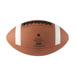 Sports de ballon de rugby Factory Direct de bonne qualité ballon de rugby personnalisé de Football Américain Taille 9