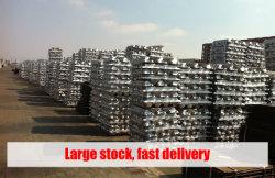 高い純度の安のアルミニウムインゴットAlのインゴット99.8%