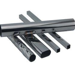 Fabbrica all'ingrosso tubi inox di alta qualità di piccole dimensioni Tubo capillare in acciaio per paglia con grado 201 304 316